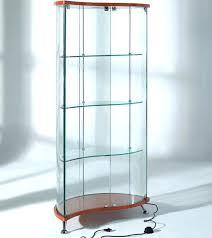 modern curio cabinet modern illuminated glass curio cabinet by modern corner curio cabinet