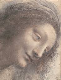 the eighteenth century pastel portrait essay heilbrunn head of the virgin in three quarter view facing right