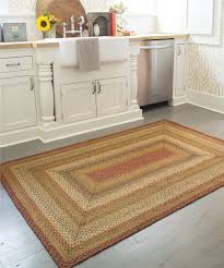 transitional braided rug kid friendly braided rug kitchen braided rug