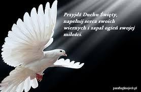 Znalezione obrazy dla zapytania Zeslanie ducha św. komentarz do Ewangelii