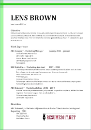 template for chronological resume chronological resume example student resume free sample example