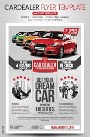 Auto Sales Flyer Templates Marketing Ideas For Car Dealers
