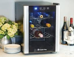 wine likes consistency keep the temperature of your wine cooler at 55 degrees fahrenheit for optimal storage according to wine spectator