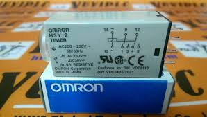 Timer 5m Omron H3y 2 Ac200 230 5m Timer Taiwantrade Com