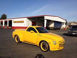 Stock chrome wheels & tires for sale - Chevy SSR Forum