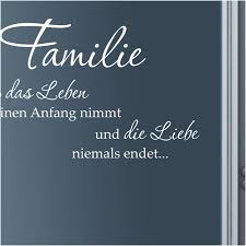 Wandtattoo Sprüche Familie Awesome Wandtattoo Spruch Zuhause Liebe