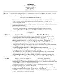 Remarkable Oil And Gas Resume Format On Qc Resume Format