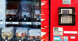 Movie Vending Machines Extraordinary Parisian Vending Machine Will Make All Your Sausage Dreams Come True
