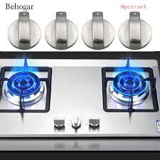Behogar <b>8pcs</b> 6mm <b>Universal</b> Metal Rotary Switch Control Knobs ...