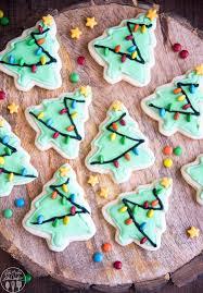 Sugar Cookie Tree Designs Christmas Tree Sugar Cookies Like Mother Like Daughter