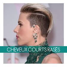 Les Cheveux Courts Ou Ras S Oscars 2015 Les Plus Belles