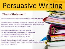 thesis statement persuasive essay powerpoint essay editor thesis statement persuasive essay powerpoint
