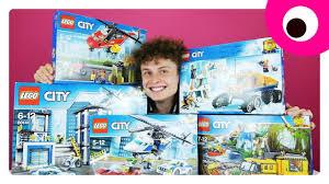 ТОП 5 <b>LEGO CITY</b>. Лучшие <b>конструкторы</b> ЛЕГО 2018 - YouTube