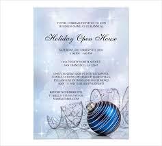 Free 20 Holiday Invitation Designs Examples Psd Ai