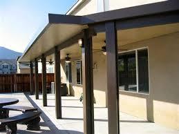 brown aluminum patio covers. Brown Aluminum Patio Covers