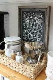 home coffee bar furniture. organizing the kitchen our new coffee station home bar furniture c