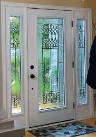 front door with side windows. White Front Door With Sidelights Side Windows S