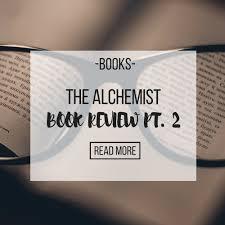 the alchemist book review part writely me