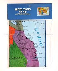 Large Us Map Poster Usa Us Map Poster Size Wall Decoration Large Map Of United
