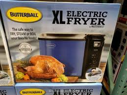 Butterball Electric Fryer Cooking Chart Butterball Indoor Xl Electric Fryer