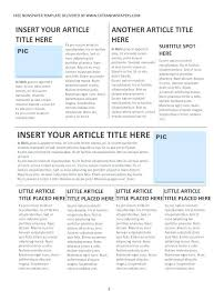 Newspaper Layout On Word Best Of School Newspaper Template Publisher Digital Tabloid