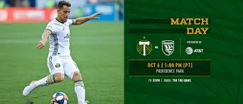 Matchday Portland Timbers Face San Jose Earthquakes In