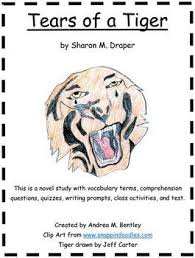best tears of a tiger images a tiger tigers and tears of a tiger novel guide