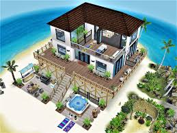 Sims House Design Sim House Design Workshop Sims Freeplay Island Villa