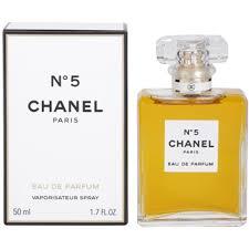 chanel 1 7 oz. chanel no.5 eau de parfum for women 1.7 oz 1 7