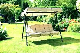 outdoor swings and gliders glider covered patio swing with canopy sets parts wood set chair p metal for ider great