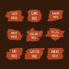 gluten in vlees