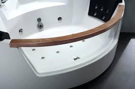 whirlpool corner bathtub whirlpool tub 5 rounded clear modern corner whirlpool bath tub with fixtures ariel whirlpool corner bathtub