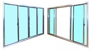 horizontal concession window