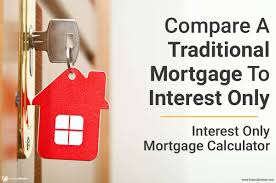 Conventional Mortgage Calculator Interest Only Mortgage Calculator