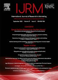 International Journal of Research in Marketing Editorial Board
