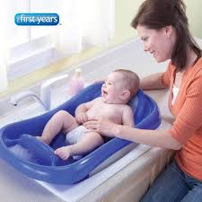 first the first years sure comfort deluxe newborn to toddler tub blue was voted best bathtub in babycenter s moms picks 2016 and 2016 awards