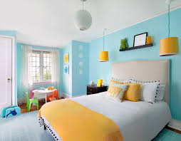 colorful kids room bright colors Updating Your Childs Room With Inspiring  Color