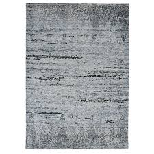 prague flat woven area rug carpet art deco