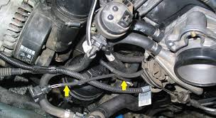 e36 m52 engine wiring connector no home pelican parts i know we have to weave it back under the manifold to connect to the vanos solenoid and harness but that part will be easy