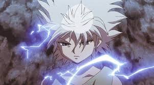 killua gifs get the best gif on giphy