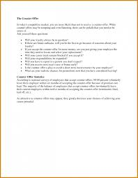 salary counteroffer letter how to write a counter offer letter for a salary choice image
