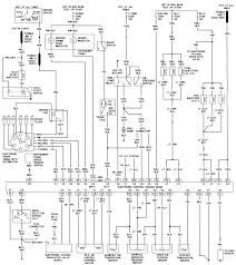 Tail light wiring diagram 85 chevy truck chevy s10 wire diagram