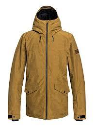 Amazon Com Quiksilver Mens Drift 10k Snow Jacket Clothing