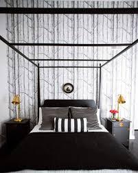 Small Black And White Bedroom Black And White Interior Design For Your Home Decor Og
