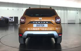 2018 renault duster india. interesting duster duster 2018 second generation back side  for renault duster india