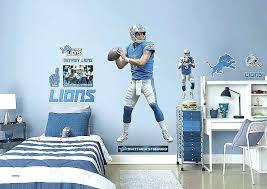 detroit lions wall art lions wall art wall lions wall art lions logo fathead lions canvas