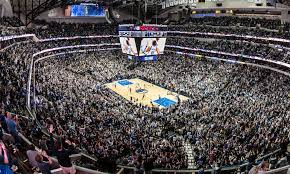 Mavericks Stadium Seating Chart Dallas Mavericks Home Schedule 2019 20 Seating Chart