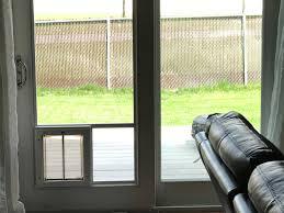 doggy door for glass door