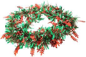 "<b>Мишура новогодняя</b> ""<b>Magic Time</b>"", цвет: зеленый, красный, 9 х ..."