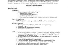 Apa Example Paper Apa Format Research Proposal Elegant Apa Format Essay Example Paper